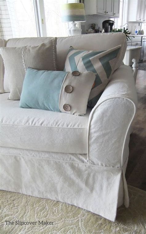 canvas slipcovers for sofas meer dan 1000 idee 235 n over sofa covers op pinterest sofa