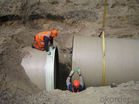 Big Size Bs 836 buy frp pipe fiberglass reinforced plastic pipe for sewage