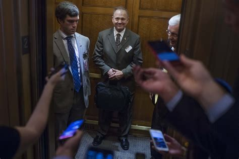 roy moore biography republican feud flares up over roy moore sex allegations wsj