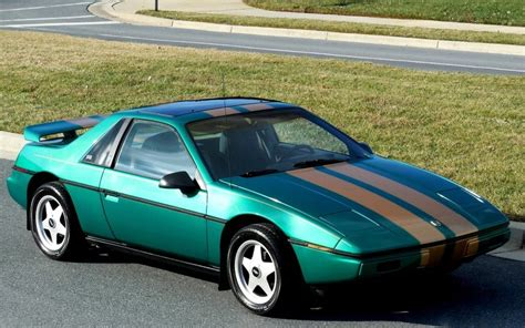 old car manuals online 1985 pontiac fiero security system 1985 pontiac fiero 1985 pontiac fiero for sale to buy or purchase classic cars for sale