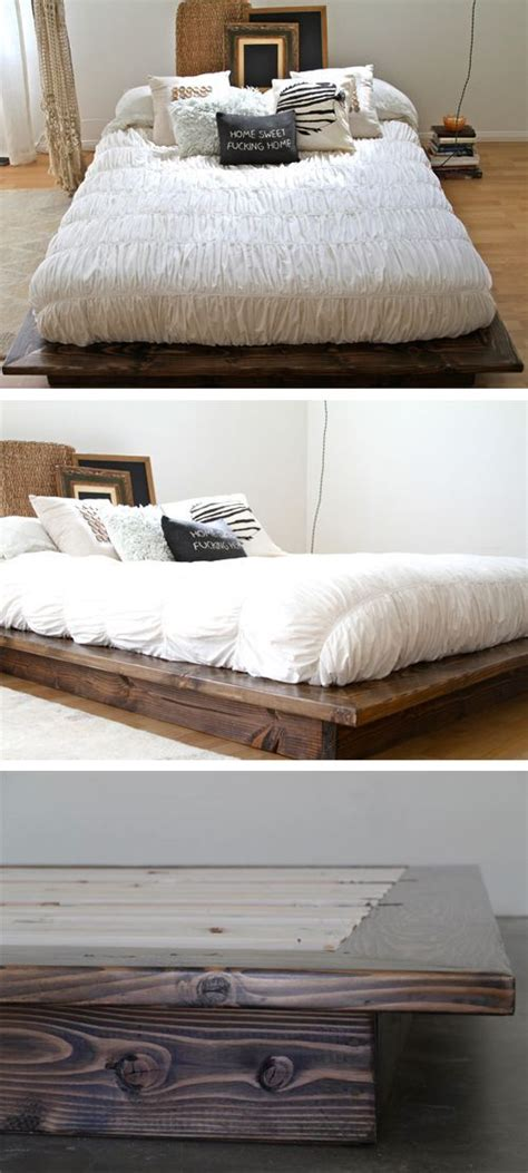 wonderful diy platform beds diy platform bed