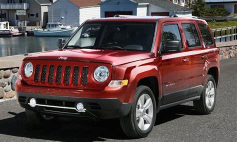 Jeep Patriot Models Jeep Patriot Four Models One Difficult Decision
