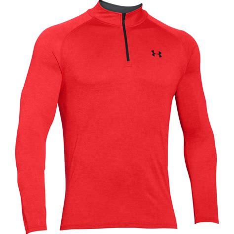T Shirttshirt Armour 3 armour 2017 mens ua tech 1 4 zip sleeve top shirt workout layer ebay
