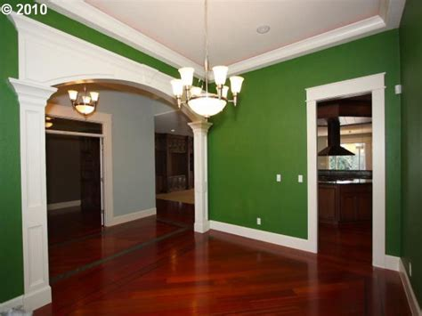 green painted rooms welcome to the quot john deere quot dining room