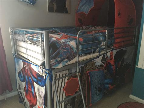 spiderman bed tent spiderman tent bed kingswinford wolverhton