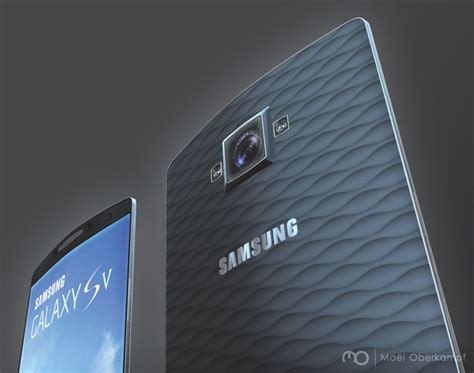 Samsungs Ss700 Concept A Well Rounded Digicam by Ma 235 L Oberkf S Vision Of Samsung Galaxy S5 Tuvie