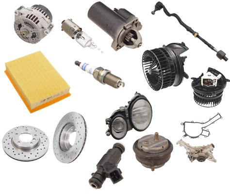 mercedes mercedes parts in the aftermarket