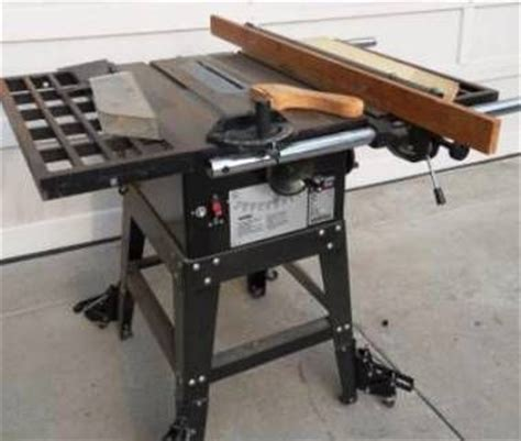 Ohio Forge Table Saw Review Elcho Table