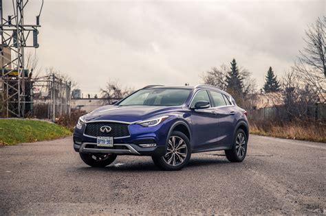 reviews on infiniti review 2017 infiniti qx30 awd premium canadian auto review
