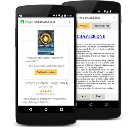 kindle app for android kindle for android lets you book quotes recommendations via whatsapp and messenger
