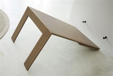 dining table dining table folds into wall