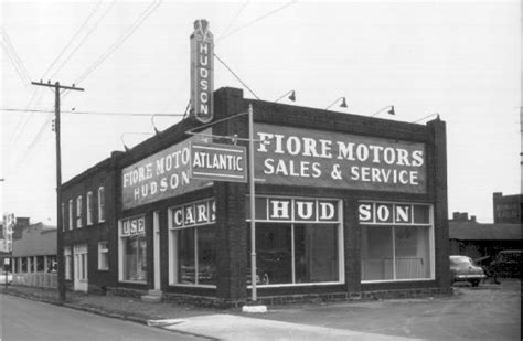 fiore motors hudson motor car company dealerships p z