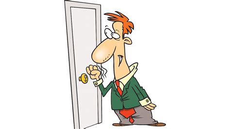Knocking On Door Clipart simply knock three times for positive workforce impact