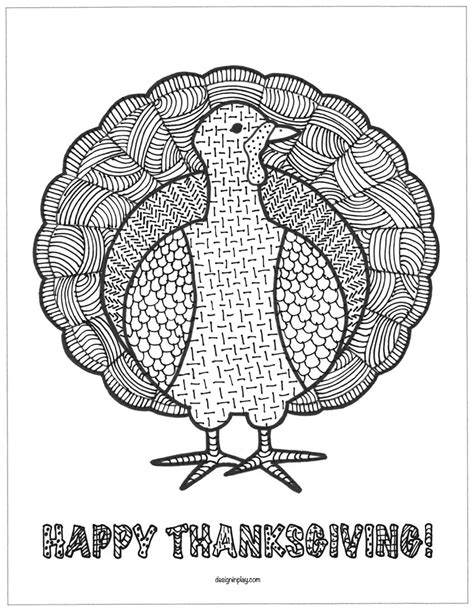 zentangle turkey coloring page zentangle thanksgiving turkey thanksgiving coloring