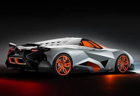lamborghini egoista a one seat car you can t buy rediff