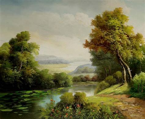 Landscape Names Paintings Of Landscape Www Imgkid The