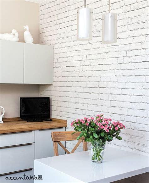 peel off wallpaper best 25 white brick wallpaper ideas on pinterest brick