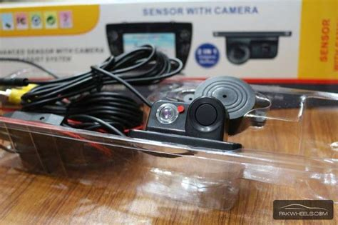 Reverse Camera with Parking Sensor for sale in Lahore