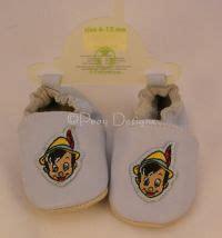 Baby Shoes By Disney Sepatu Bayi Kitten le chat noir boutique disney pinocchio blue leather baby crib shoes 12 18 months children