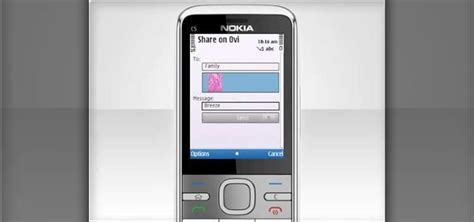 tutorial hack nokia c5 how to send pictures and video on a nokia c5 mobile phone