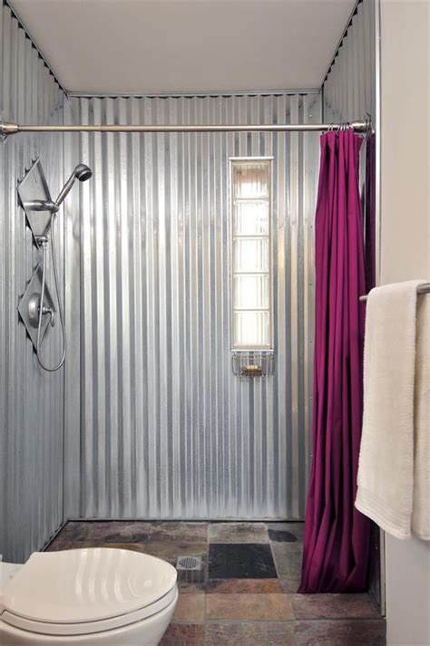 corrugated metal decorating ideas home decor pinterest 12 great sheet metal home decor ideas home magazine