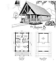 Floor Plans For Cabins by Best 25 Small Cabin Plans Ideas On Small Home
