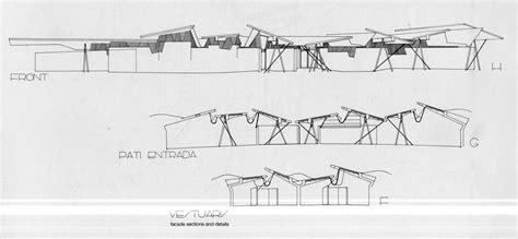 section 12c ad classics olympic archery range enric miralles