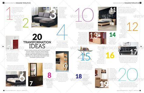 design magazine product magazine design inspiration crs indesign templates