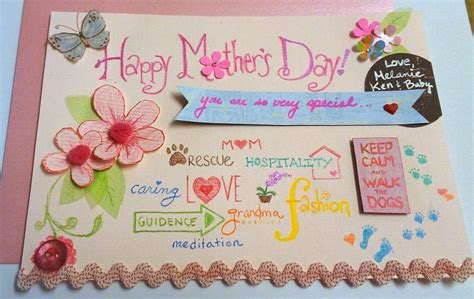 diy mothers day cards mother s day cards diy crazy for d i y
