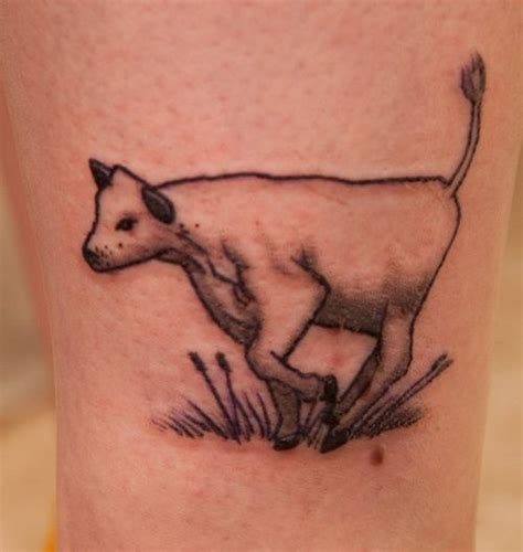 cow tattoos 25 best cow trending ideas on