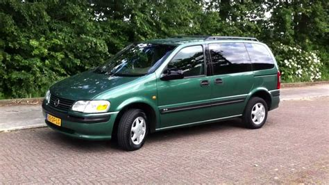 Opel Sintra 2 2i 16v Gls Youtube
