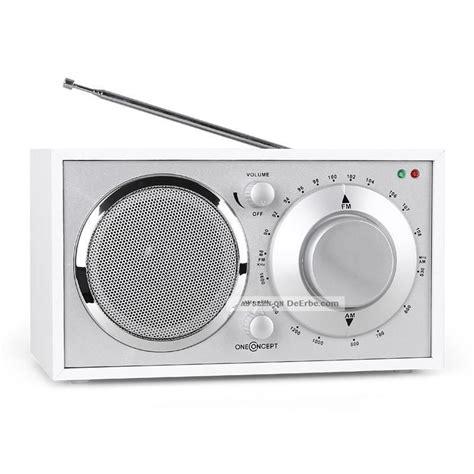 Nostalgisches Ukw Radio Mit Sendertuner Und Aux Eingang