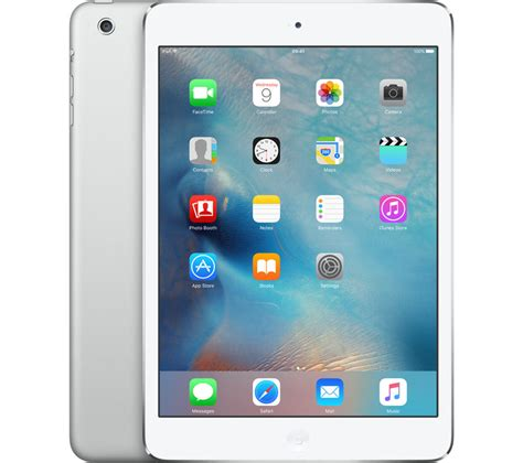 Apple Mini 2 buy apple mini 2 32 gb silver free delivery currys