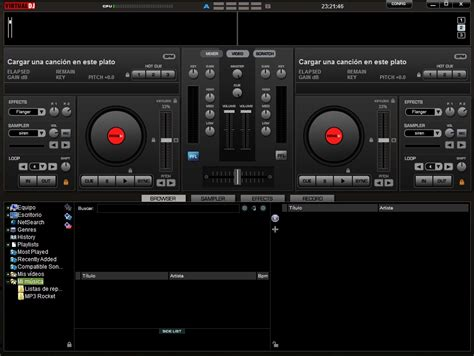 dj software free download full version mobile virtual dj 6 download free full version