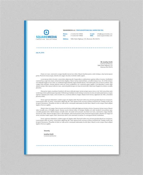 fau business stationery and word letterhead templates