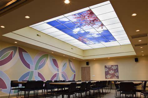 pattern grid skyfactory profex metal ceilings beamgrid b110 system