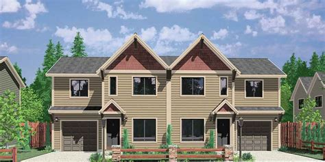 duplex two story house plans duplex house plans corner lot duplex house plans narrow lot