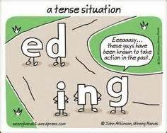 1000 images about inflectional endings ed ing on pinterest