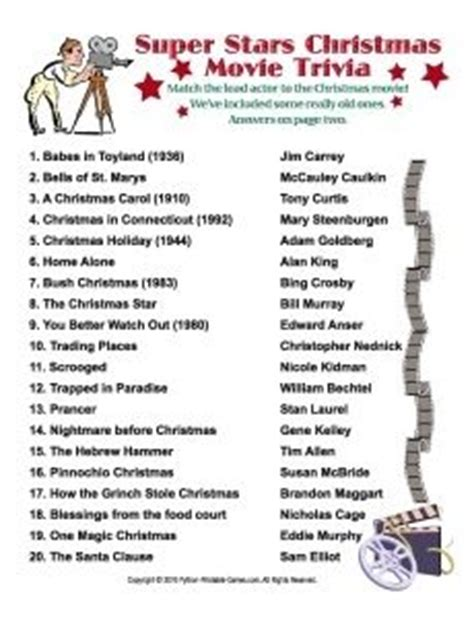 film quiz for students best 25 christmas movie trivia ideas on pinterest
