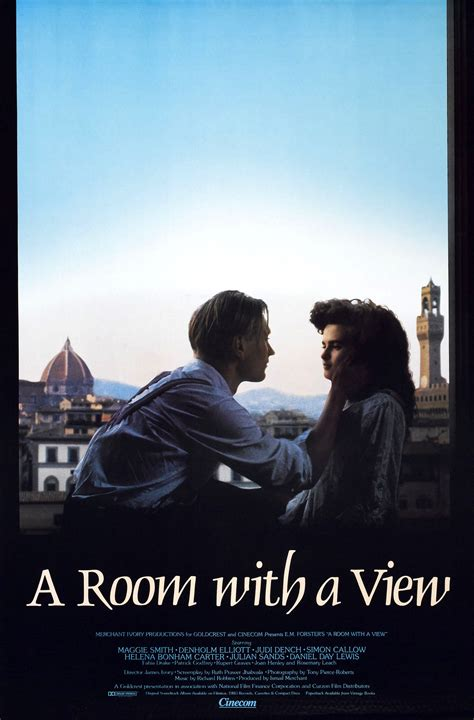 Where Was A Room With A View Filmed by A Room With A View Poster 169 Goldcrest International Kent Office
