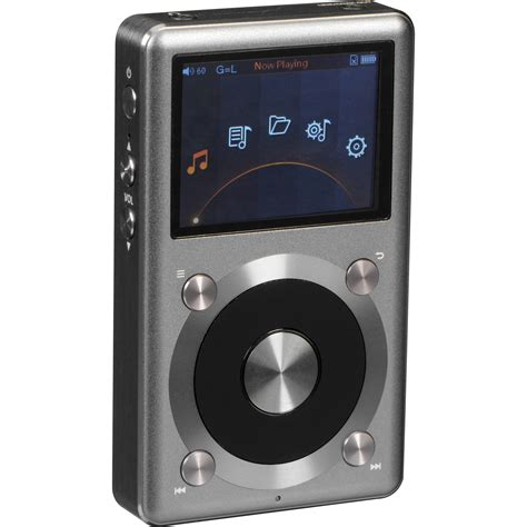 best audio player fiio x3 2nd portable high resolution audio player x3 ii
