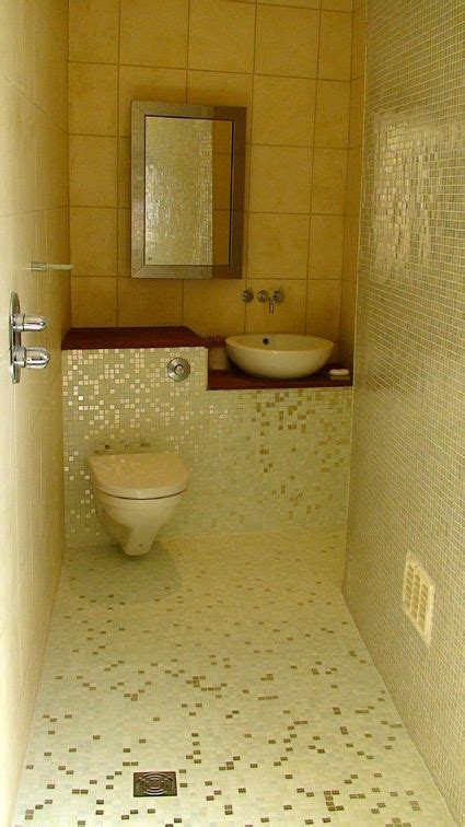 how to make a small bathroom look good 11 best wet room images on pinterest small bathrooms