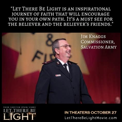 the movie let there be light let there be light directed by kevin sorbo