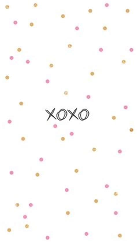Blus Polka Nevada Pastel We12116 xoxo pink ombre stripes free iphone lock screen