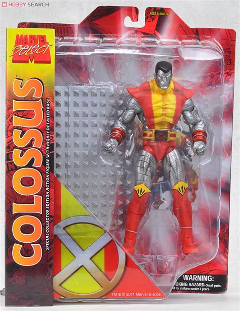 Colossus Marvel Select Toys Figure marvel select colossus figure mib deadpool marvel legends ebay
