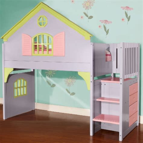 dollhouse bunk bed 301 moved permanently