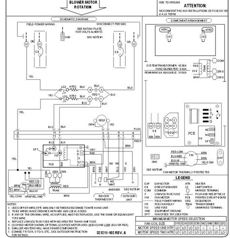 air handler wiring diagram air handler wiring diagram wiring diagram and schematic diagram images