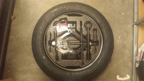 2013 Kia Soul Tire Size Kia Soul Spare Tire Kit New Factory Oem 2012 2013 2014