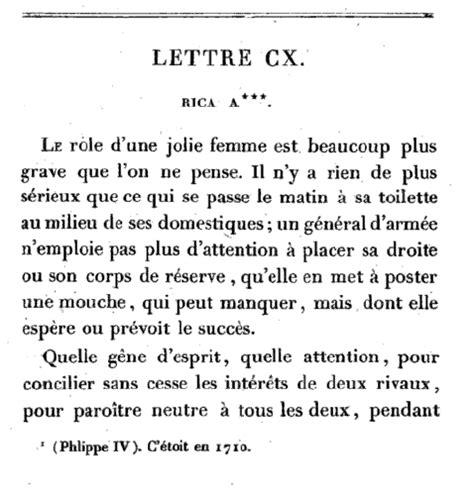 letters montesquieu montesquieu