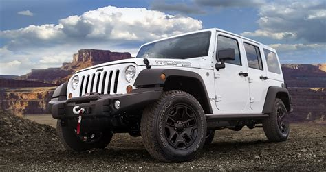 Jeep Specials Jeep Wrangler Moab Special Edition Unveiled Autoevolution